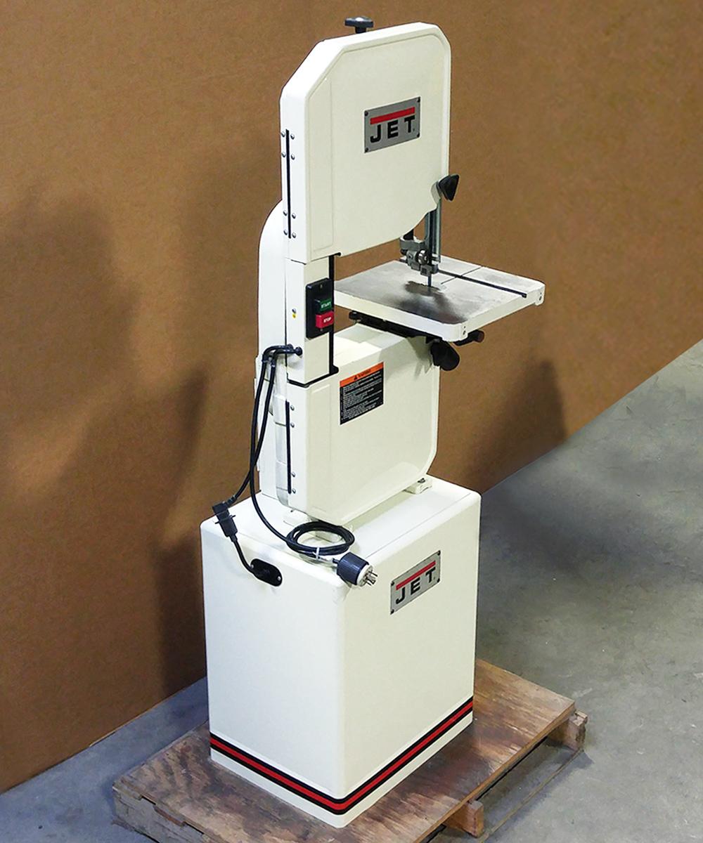 Jet J 8203k 14 Inch 230v 3 Phase Metal Wood Vertical Bandsaw For